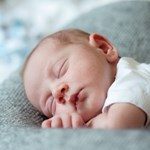 Achieve optimum burping to nurture sleep